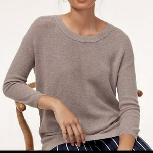 Wilfred Silk & Cashmere Sweater Size Small